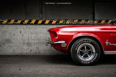 btwl:  68 Ford Mustang by AmericanMuscle.de on Flickr.