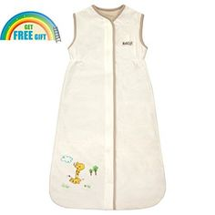 Product review for Small Unisex Baby Sleeping Bag - 100% Cotton Wearable Blanket - Creamy Giraffe 0-6 Months.  - How will Marquebaby sleeping bag change your life. 1.Tender care to the baby ❤ Made with cotton, offering soft touch to the baby skin. ❤ Double layers of lightweight material to keep your baby in a cozy temperature. ❤ Bottom-sealed and zipper-inverted, no possibility of being kicked off  2. Easy ....  Continue reading at  https://www.bestselleroutlet.net/be