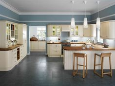 off white shaker kitchen cabinets - Google Search