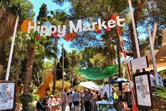 The Hippy Market, Es Canar, Ibiza
