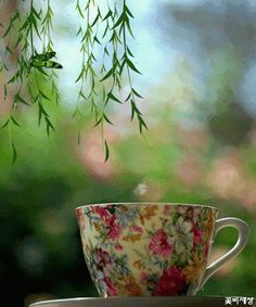 "Photo from album ""It's a beautiful world! Good Morning Coffee, Good Morning Gif, Good Morning Friends, Coffee Love, Coffee Art, Coffee Theme, Drink Coffee, Animation, Tea Gif"