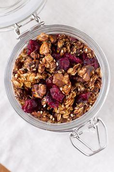 Zizi kalandjai: Szuper reggeli: Sütőtökös fűszeres granola