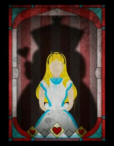 Alice/Queen of Hearts