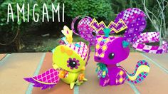 Amigami toy.  Cute for kids. #MyAmiGami