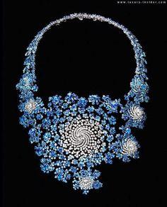 Jewelry Designer Blog. Jewelry by Natalia Khon: Jewellery Masterpieces. Marc Newson's creation