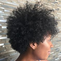 50 breathtaking hairstyles for short natural hair - Hair Adviser - Afro Hair Curly Hair Braids, Curly Fro, Short Curly Hair, Short Hair Cuts, Curly Hair Styles, Short Afro, Kinky Hair, Curly Pixie, Short Natural Curls