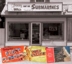 It all started in 1956 in a mom and pop submarine sandwich shop in the sleepy seaside town of Point Pleasant, NJ. Mike's Subs opened its doors to the influx of year round residents and seasonal beach goers eager to get a taste of the authentic, cold, fresh sliced submarine sandwiches.