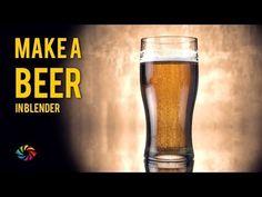 How To Make A Beer — Blender Guru