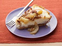 Get Caramel Apple Cheesecake Recipe from Food Network
