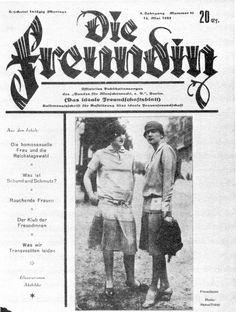 Weimar lesbians