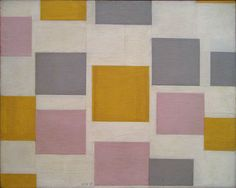 Composition with Color Planes (1917)
