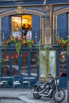 Laperouse Restaurant in Saint-Germain-des-Pres, Paris France. © Brian Jannsen…