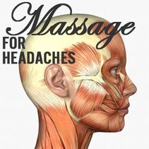 how to give yourself a head massage for headaches.