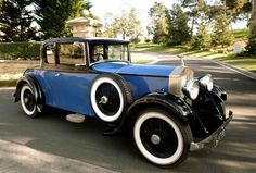 Thrupp & Maberly Rolls-Royce 20/25HP Coupe #GWP3 1930
