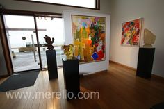 MY PAINTINGS.  Jose Manuel Merello.-  Spanish Contemporary art. http://www.merello.com