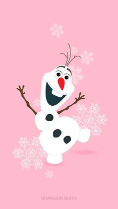 // FROZEN OLAF <V
