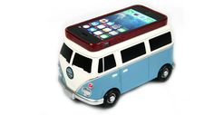 bluetooth Volkswagen van speakers