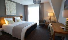 Deluxe kamer Boutique Hotel Texel - twee aangepaste kamers - voor meer info zie http://www.zorghotels.eu/accommodatie/boutique-hotel-texel