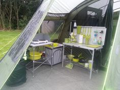 outwell tent setup - Google Search