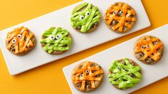 Fun and easy:Halloween mummy cookies how-to using store bought coookies