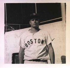 """LAWRENCE WIECK VINTAGE RED SOX 3.5X3.5 SNAPSHOT PHOTO . $20.00. LAWRENCE WIECK VINTAGE 3.5X3.5 BOSTON RED SOX SNAPSHOT PHOTOGRAPH Photo Description LAWRENCE WIECK VINTAGE (CIRCA 1961-63) APPROX. 3.5X3.5"""" BOSTON RED SOX ORIGINAL SNAPSHOT PHOTOGRAPH. ITEM PICTURED IS ACTUAL ITEM BUYER WILL RECEIVE. CLICK ON PHOTOS FOR CLEARER AND LARGER IMAGES. GREAT, AUTHENTIC BASEBALL COLLECTIBLE!!! Shipping and Payment"""