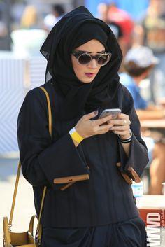 They're wearing ...Dubai .
