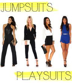The Playsuits & Jumpsuits Dilemma