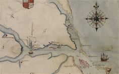 425-year-old map offers new clues to the disappearance of the lost Roanoke Colony
