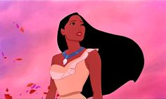 The Naturist (Pocahontas) | Community Post: Your Group Of Girl Friends, As Told By Disney Princesses