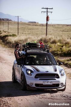 MINI Adventure: Miles That Matter.