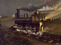 Boston and Providence - Bussey Bridge Train Disaster March 14, 1887