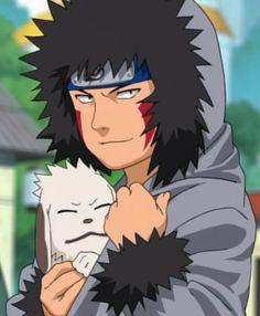 Kiba Inuzuka (犬塚 キバ, Inuzuka Kiba) is a major supporting characters of the series. He is a chūnin-level shinobi of Konohagakure's Inuzuka clan. He, along with his partner Akamaru, are both members of Team Kurenai. Naruto Uzumaki, Anime Naruto, Naruto Boys, Shikamaru, Gaara, Otaku Anime, Anime Guys, Kiba And Akamaru, All Anime Characters