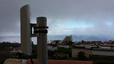Instalación #WifiCanarias #AirInternet en El Toscal, Los Realejos