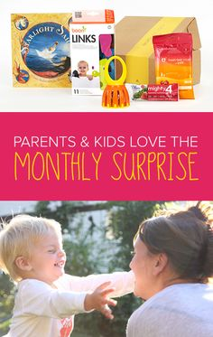 Whether you have a baby, toddler or preschooler, join Citrus Lane and delight your little one with a surprise monthly box of the best toys and goodies, delivered right to your doorstep! Each box features 4-5 products that are handpicked for your child's age and stage. ➜Use code PIN40 at checkout to save 40% on your 1st box. Ends 10/22/15.