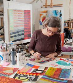 Interview with Artist Jane Davies