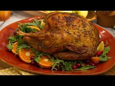How To Make a Crispy-Skinned Herb-Roasted Turkey - One Country