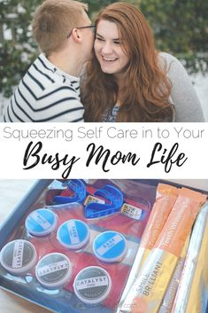 Squeezing self care in to your busy mom life with at home teeth whitening! #sponsored #smilefearlessly