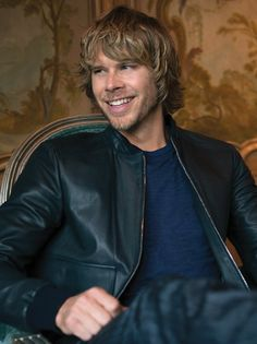 """""""You pursue what you love."""" ~ Eric Christian Olsen"""