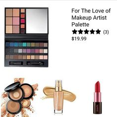 #whatagirlwants ... #makeup ... lots and lots of makeup up!! youravon.com/foxxylady  Keyword: Makeup  #whatwomenwant  #whatdowomenwant  #makeup #always  #you  #giftideas  #Christmas  #beauty #fashion  #eyemakeup  #eyes #beautiful  #makeuptutorial  #loveyouall  #shopping  #gift  #needmore  #make-up #women #girls #woman