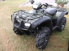 New 2013 Honda FourTrax Foreman 4x4 ES Power Steering ATVs For Sale in Texas. 2013 Honda FourTrax Foreman 4x4 ES Power Steering, INVENTORY CLEARANCE!!! MUST GO LAST REMAINING 2013 TRX500FPA!!! 2013 Honda FourTrax® Foreman 4x4 ES PS It works hard so you don t have to Honda s Foreman all-terrain vehicles have always been the machines to count on when you need an ATV that s not afraid to take on the tough jobs. And this year is no different: they re just as strong. Just as rugged. And just as…