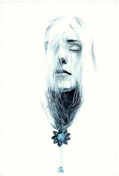 Essi Daven by xiconhoca (deviantID) [x-post /r/ImaginaryWitcher]: witcher