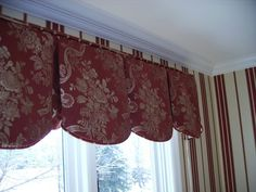 valance window treatment