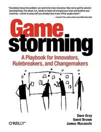 http://www.adlibris.com/se/product.aspx?isbn=0596804172 | Titel: Gamestorming: A Playbook for Innovators, Rulebreakers, and Changemakers - Författare: Dave Gray, Sunni Brown, James Macanufo - ISBN: 0596804172 - Pris: 182 kr