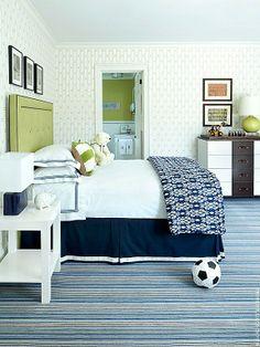 Carpet, Crown molding, Contemporary, Wallpaper