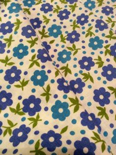 Lovely 60s vintage retro mod fabric with an amazing  by Inspiria, $17.00