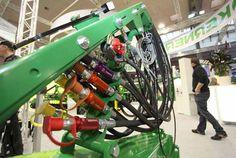 KENNFIXX an landwirtschaftlichen Maschinen.
