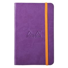 Rhodia Rhodiarama Purple Webnotebook