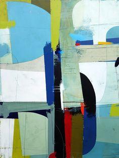 Andrew Bird - Let's Get Lost, 2015 - Porthminster Gallery