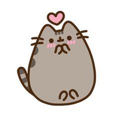 Popular and Trending pusheen Stickers on PicsArt - Popular and Trending pusheen Stickers on PicsArt Source by RivSil - Gato Pusheen, Pusheen Love, Chat Kawaii, Kawaii Cat, Kawaii Wallpaper, Cat Wallpaper, Pusheen Stickers, Nyan Cat, Cute Kawaii Drawings
