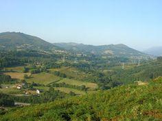 El Principado de Asturias sigue adelante con las lineas de alta tensión en Esteli-Piloña